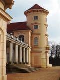 Замок Rheinsberg, Rheinsberg, Германия 10 04 2016 Стоковое фото RF