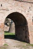 Замок Rocca Costanza Стоковые Фотографии RF
