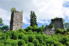 Замок Roggenbach Стоковые Изображения RF