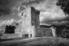 Замок Ross, Ирландия Стоковая Фотография RF