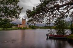 Замок Ross, Killarney 3 Стоковое Изображение RF