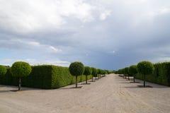 Замок Rundale Стоковое Фото