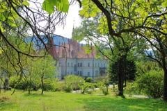 Замок Schönborn на Украине Стоковые Фото
