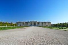 Замок Schönbrunn, Вена Стоковая Фотография