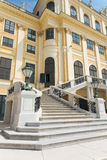 Замок Schoenbrunn Sissi - вена Стоковая Фотография RF
