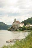 Замок Schonbuhel Стоковые Изображения RF