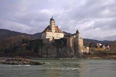 Замок Schonbuhel стоковая фотография rf
