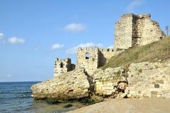 Замок Sinop. Стоковое Изображение