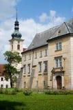 Замок Smirice, чехия Стоковая Фотография