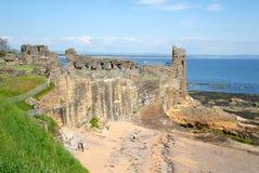 Замок St Andrew Стоковые Фото