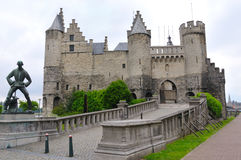 замок steen Стоковое Фото