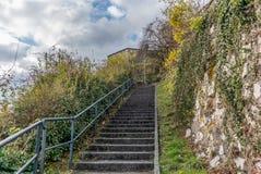 Замок Stein Бадена в Швейцарии - 5 Стоковое Изображение RF