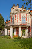 Замок Steknik стоковое изображение rf