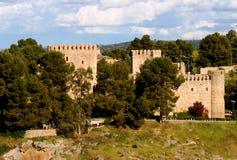 Замок Toledo Стоковое Фото