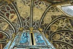 Замок Tomar, Португалия Стоковое фото RF