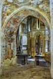 Замок Tomar, Португалия Стоковые Изображения
