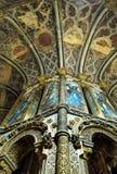 Замок Tomar, Португалия Стоковое Изображение RF