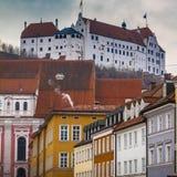 Замок Trausnitz Стоковые Изображения