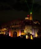 Замок Tsarevez стоковые изображения rf