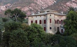 Замок Vauvenargues Стоковые Изображения RF