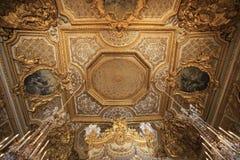 замок versailles Стоковое Изображение
