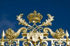 замок versailles Стоковые Изображения