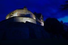Замок Veste   Стоковые Фото