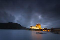Замок VIII Eilean Donan Стоковое Фото