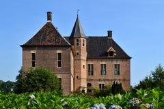 Замок Vorden. Стоковое фото RF