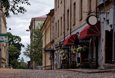 Замок Vyborg стоковое фото