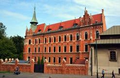 Замок Wawel Стоковые Фотографии RF