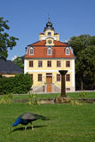 замок weimar belvedere Стоковое Изображение RF
