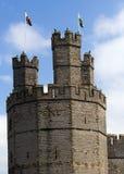 Замок Welsh Стоковое Изображение