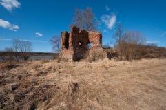 Замок ZÅotoria Стоковая Фотография