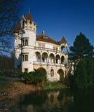 Замок 02 Zinkovy Стоковое фото RF