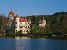 Замок 01 Zinkovy Стоковое Изображение RF