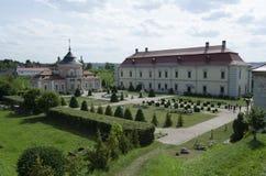 Замок Zolochev старый Стоковые Фотографии RF