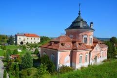 Замок Zolochiv Стоковое Изображение