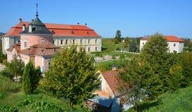 Замок Zolochiv Стоковое Фото