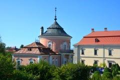Замок Zolochiv Стоковая Фотография RF