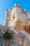 замок zuheros стоковые изображения