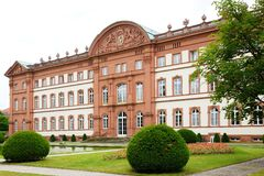 Замок Zweibrücken Стоковое фото RF