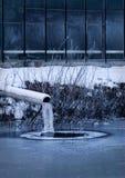 замороженная индустрия Стоковые Изображения RF