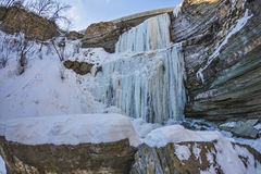 Замороженная пахта Стоковые Изображения