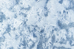 Замороженная предпосылка текстуры воды Стоковое фото RF