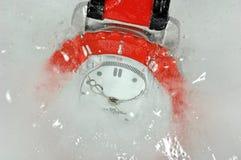 замороженное время части Стоковое фото RF