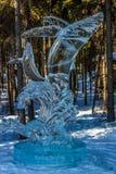 замороженное время Стоковое Изображение RF