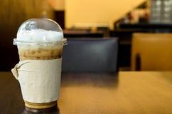замороженное капучино Стоковые Фото