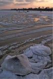 Замороженное море Стоковые Изображения