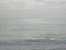 Замороженное море Стоковая Фотография RF
